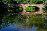Reflection Pond, CU Campus