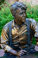 Robert Frost at CU