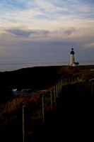 Or-Yaquina Head Light House Newport Nov 2013